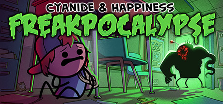 Cyanide & Happiness PC Full Game Free Download