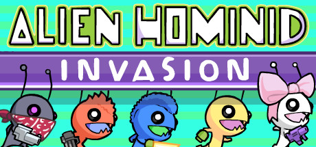 Alien Hominid Invasion PC Full Game Free Download
