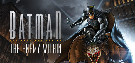 Batman The Enemy Within Free Download Full Version
