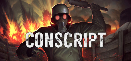 CONSCRIPT PC Full Game Free Download