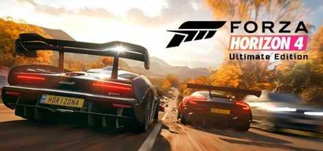 Forza Horizon 4 Full Game + CPY Crack PC Download Torrent