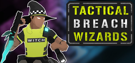 Tactical Breach Wizards PC Full Game Free Download