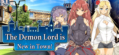 The Demon Lord is New in Town! PC Full Game Free Download